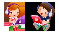 زبان انگلیسی و فرانسه کودکان